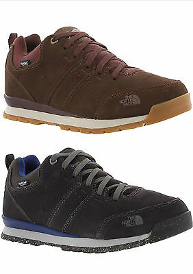 North Face Back to Berkeley Redux Mens Brown Grey Waterproof Trainers Size 8-11