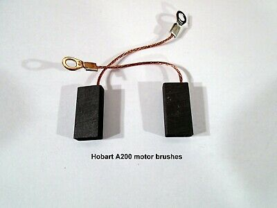 Hobart A200 Mixer Motor brush set. 20 quart
