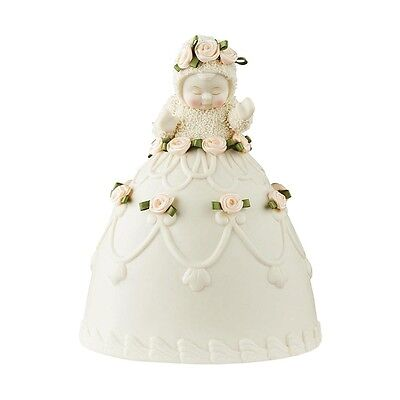 SNOWBABIES Baby Cakes  Figurine Ornament Gift Boxed