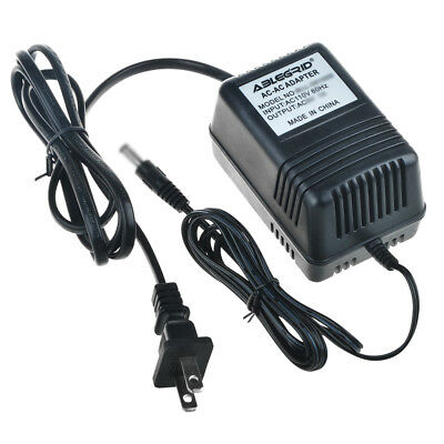 AC Adapter for Alesis DM10 Studio Kit Electronic Drum Kit Power Supply Charger