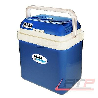 Car Fridge Hot Thermo Insulated Ice Box 12V/230V 26 Litre