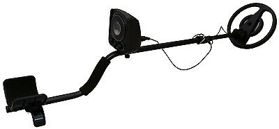 Lightweight Beginners Discriminating Metal detector with Waterproof Search Coil