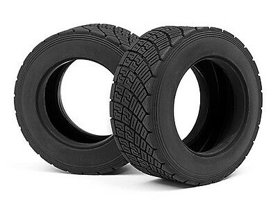 HPI 107870 - WR8 RALLY OFF ROAD TIRE/TYRE (2pcs) WR8