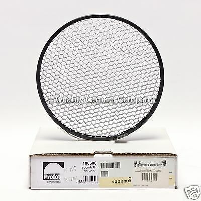 Profoto Honeycomb Grid for Zoom Reflector 2 (20 Degree) #100606 BOXED