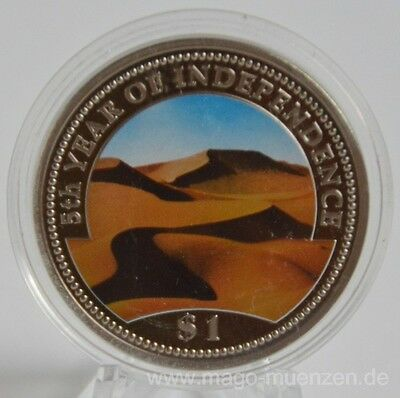 Namibia 1 Dollar 1995 5 Years of Independence