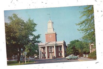 Sussex County Courthouse Georgetown DE Postcard 081815