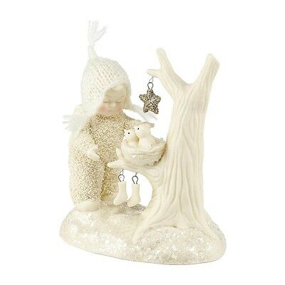 SNOWBABIES Tree Trimming  Figurine Ornament Gift Boxed