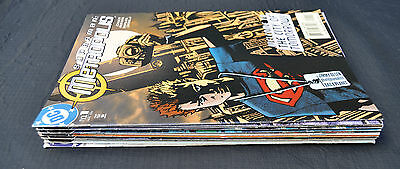 Superman Metropolis Lot 12 Bks Set 1 2 3 4 5 6 7 8 9 10 11 12