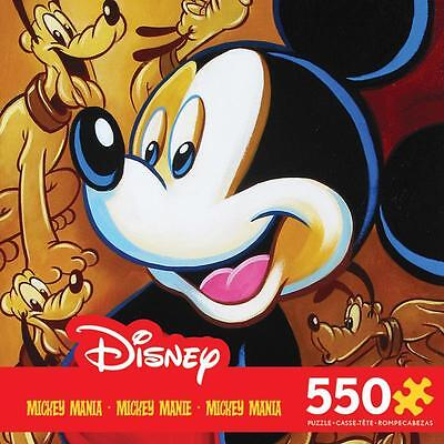MICKEY & MINNIE Mouse Jigsaw Puzzle Disney Expressions Tim Rogerson