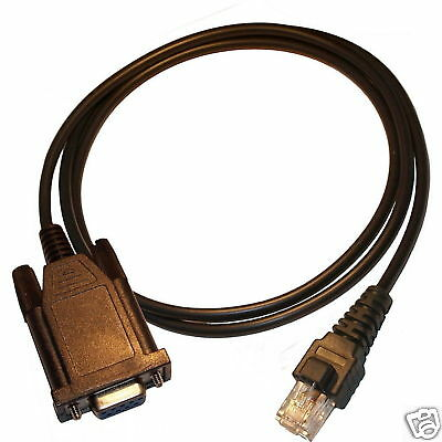 RS-232 Cable for Philips PRM80 Series & Simoco Mobiles
