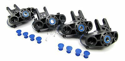 T-Maxx 3.3 KNUCKLES 5334 wheel Bearings & Carriers e-maxx assembled 4907 Traxxas