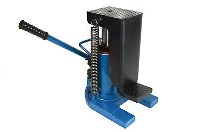 TEMCo Hydraulic Machine Toe Jack Lift 15 / 30 TON Track 5 YEAR Warranty