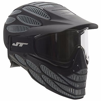 Jt Spectra Flex 8 Thermal Full Coverage Google - Grey / Black - Paintball