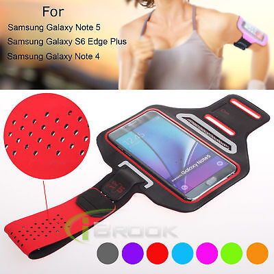 Thin & Aeration Sports Arm Band Running Case for Samsung Galaxy Note 7/S6 Edge+