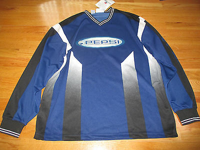 PEPSI-Cola GeneratioNEXT (SM / MED) Hockey Jersey w/ Tags