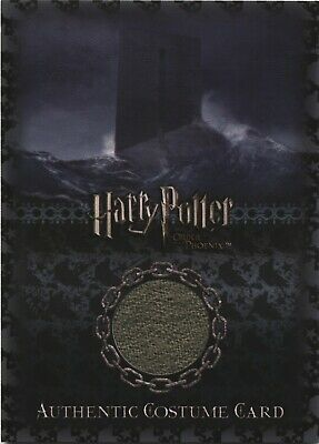 Harry Potter Order of the Phoenix Update Ci3 Death Eater Costume Card #26