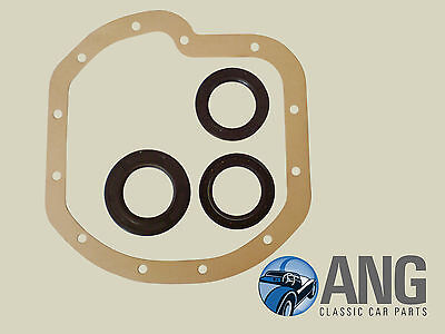 Mgb, Mgb-Gt 1965-1980 Differential Oil Seals & Gasket Kit (Tube Axle)