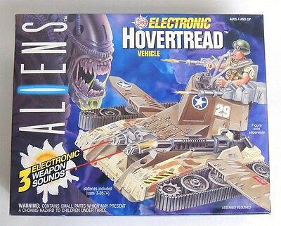 ESL1561. ALIENS: ELECTRONIC HOVERTREAD Toy Vehicle By KENNER (1992)