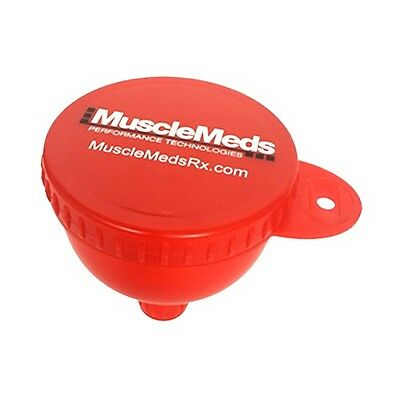 MuscleMeds FILL N GO FUNNEL Convenient Portable Powder Funnel Carnivor Protein