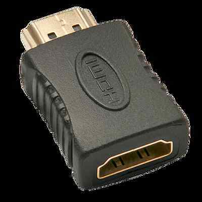 LINDY HDMI NON-CEC Adapter Typ A M/F 41232