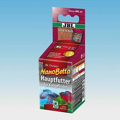 JBL NanoBetta *Staple food for Betta*15g/60ml