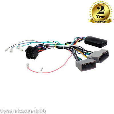 Amplifier Retention Interface Lead For Jeep Grand Cherokee Wrangler CT51-CH0C