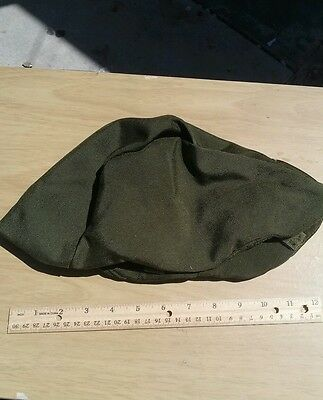 Green Od Army Military Helmet Cover militia cosplay airsoft rebel cosplay