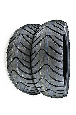 Kenda K413 Scooter Front/Rear Tires 130/60-13 (4 Ply) (2 Tires) 044131281B1