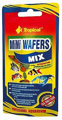Tropical* MINI WAFERS MIX for fish and all bottom-dwellers*18g sachet