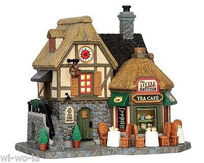 Lemax - 55952 - The Little British Tea Cafe,