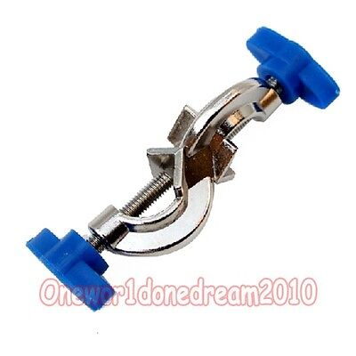Lab Stand BOSS HEAD Clamp Holder Grip Supports Cross Clamps Holders Rod Rack