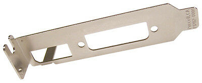 Purcell Display Port-DVI Low Profile Bracket P1282-0001