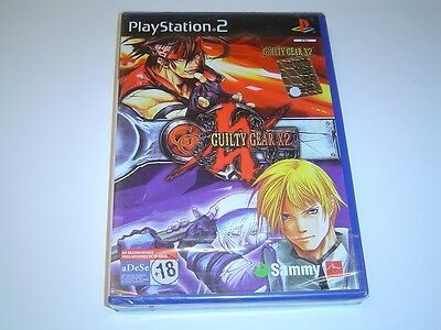 Guilty Gear X2 Sony Playstation 2 Pal *Brand New*