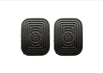 Pedal rubbers, Brake & clutch VW Beetle & Type 2 1955-1967 air cooled
