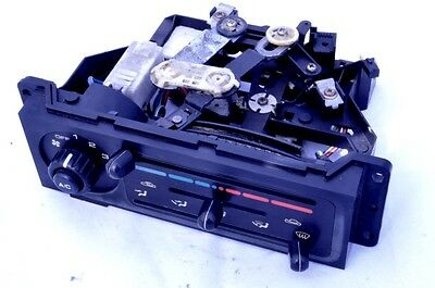 Mazda MX5 MK1 Heater Control Panel - With Air Conditioning *Used*
