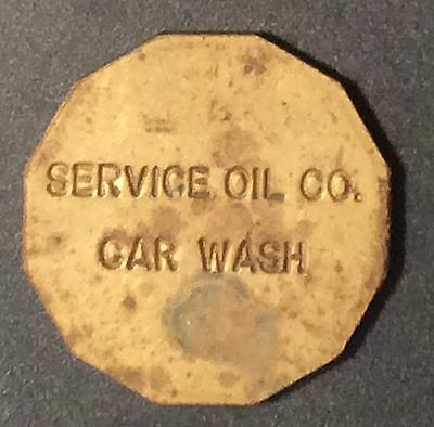 SERVICE OIL CO CAR WASH Token