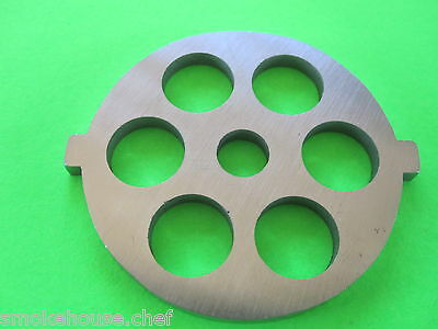 """1/2""""  (12mm) hole Grinder disc plate for Kitchenaid Mixer FGA Meat Food Chopper"""