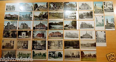 Lot of 41 Antique Postcards ALL CONCORD, NH New Hampshire ALL UNDIVIDED BACK UDB