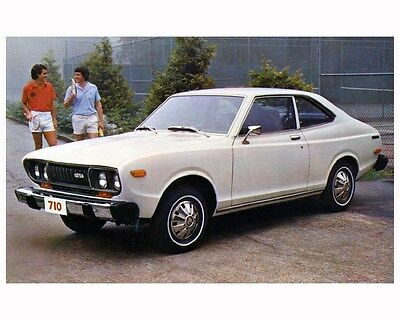 1973 Datsun 710 2 Door Sedan Factory Photo ca2836