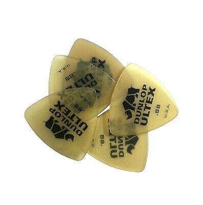 Dunlop Guitar Picks  6 Pack   Ultex Tri  .88mm (426P.88)