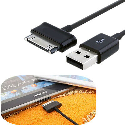 Sync USB Data Charger Cable Cord for Samsung Galaxy Tab 2 3 Tablet 7 8.9 10.1