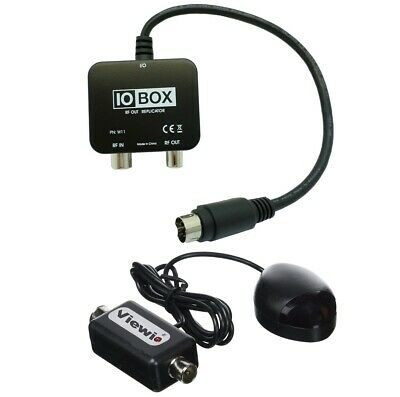 IO-Link Box RF Modulator Output For Sky HD Box Plus a Free Global Mini Magic Eye