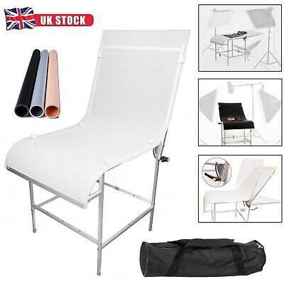 ST613 60x130cm Portable Photo Studio Shooting Diffuser Table Kit Non-Reflective