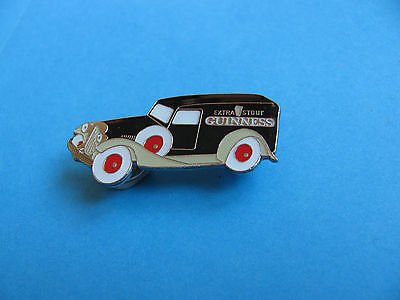 Guinness Delivery Van Pin badge. VGC. Unused.