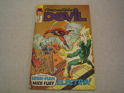 Devil N. 86 Originale Corno  - Ottimo++ Con  Iron-Man E Nick Fury