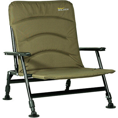 Wychwood NEW Carp Fishing Solace Comforter Low Chair - Q0231