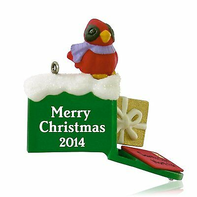 Santa Has Mail! - 2014 Hallmark Keepsake Ornament