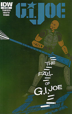 G.I. Joe #2 (NM)`14 Traviss/ Kurth (Cover A)