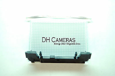 CANON SPEEDLITE 580EX II WIDE Angle PANEL Diffusor ASSEMBLY NEW PART