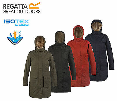 Rrp£80 Regatta Roanstar I Roanstar Ii Ladies Waterproof Breathable Jacket Womens